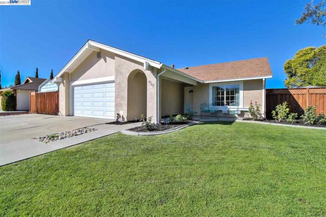 4242 Oleander St, Livermore, CA 94551 (#BE40842673) :: The Kulda Real Estate Group