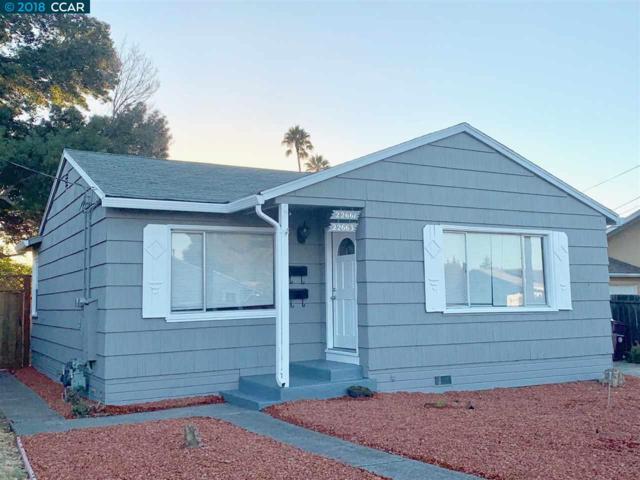 22661 Linden St., Hayward, CA 94541 (#CC40842683) :: The Gilmartin Group