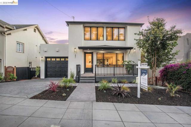 851 Santa Ray Ave, Oakland, CA 94610 (#EB40842790) :: The Kulda Real Estate Group