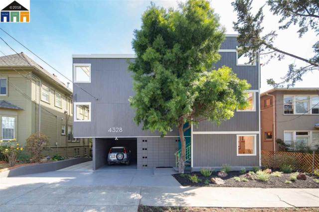 4328 Howe Street, Oakland, CA 94611 (#MR40842833) :: The Kulda Real Estate Group