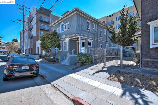 535 30Th St, Oakland, CA 94609 (#EB40842865) :: Strock Real Estate