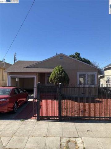 9637 E St, Oakland, CA 94603 (#BE40842882) :: Brett Jennings Real Estate Experts