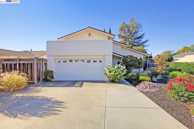 817 Hazel St, Livermore, CA 94550 (#BE40842873) :: The Kulda Real Estate Group