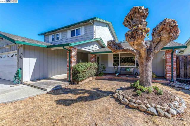 1362 El Padro Drive, Livermore, CA 94550 (#BE40842885) :: Julie Davis Sells Homes