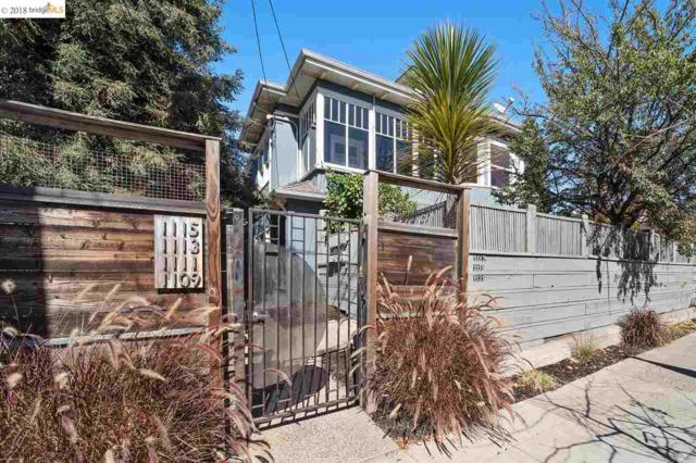 1119 Hearst Ave, Berkeley, CA 94702 (#EB40842902) :: The Kulda Real Estate Group