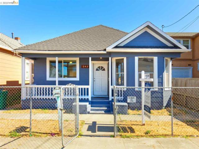 242 1St St, Richmond, CA 94801 (#EB40842958) :: Perisson Real Estate, Inc.