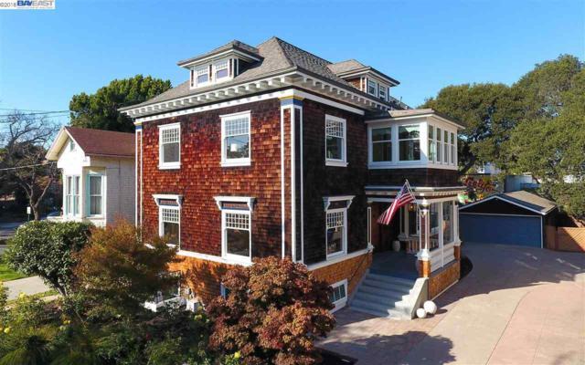 1405 San Antonio Ave, Alameda, CA 94501 (#BE40843047) :: The Kulda Real Estate Group