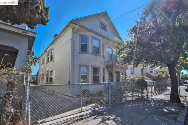 1604 39Th Ave, Oakland, CA 94601 (#EB40843090) :: The Gilmartin Group