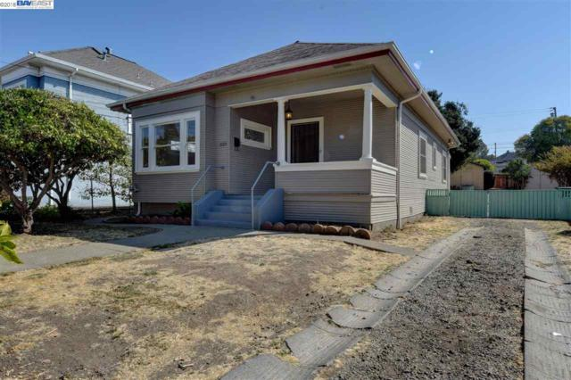 1229 C St, Hayward, CA 94541 (#BE40843114) :: The Kulda Real Estate Group