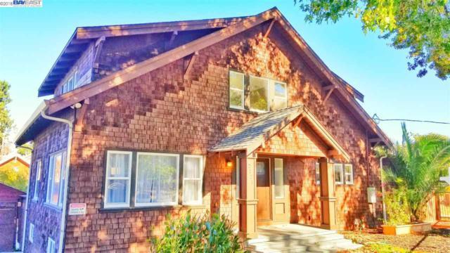 2121 41St Ave, Oakland, CA 94601 (#BE40843110) :: Julie Davis Sells Homes