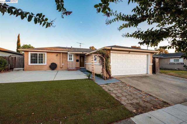 411 Fairway St, Hayward, CA 94544 (#BE40843157) :: The Kulda Real Estate Group