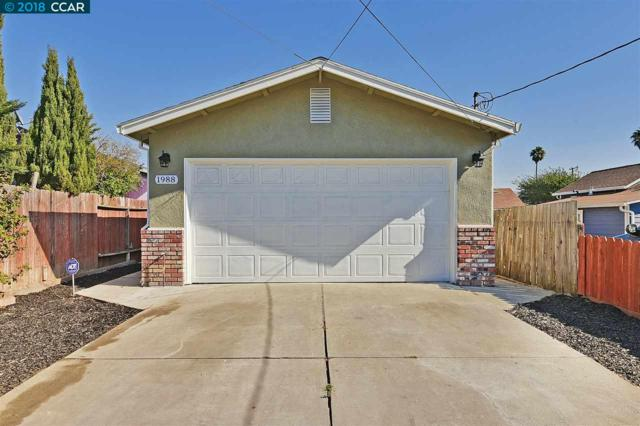 1988 21St St, San Pablo, CA 94806 (#CC40843398) :: Julie Davis Sells Homes