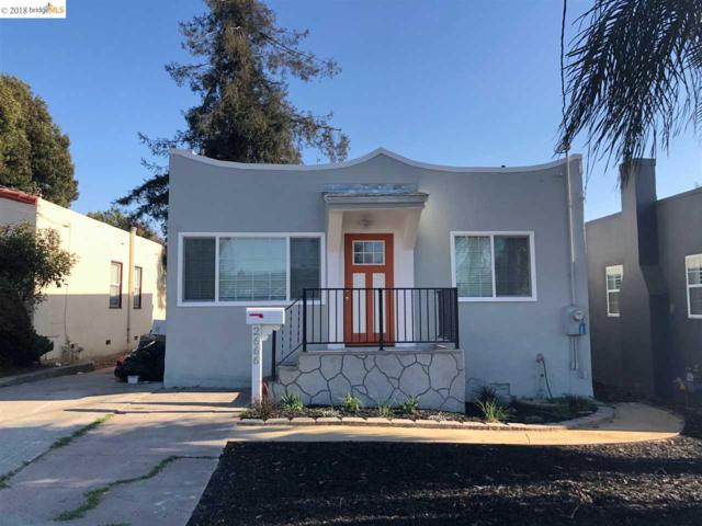 2666 108Th Ave, Oakland, CA 94605 (#EB40843421) :: The Gilmartin Group