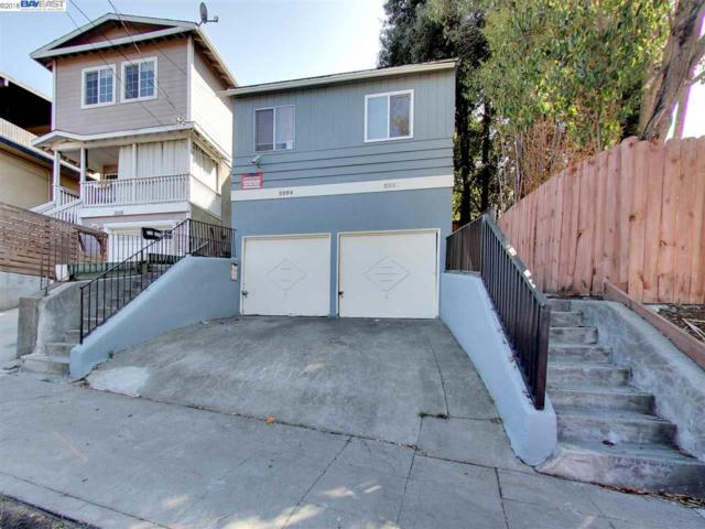 2252 Courtland Ave, Oakland, CA 94601 (#BE40843521) :: The Goss Real Estate Group, Keller Williams Bay Area Estates