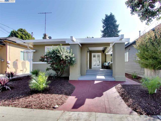 1314 Mound St, Alameda, CA 94501 (#BE40843634) :: The Goss Real Estate Group, Keller Williams Bay Area Estates