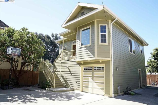 2907 Filbert St, Oakland, CA 94608 (#BE40843674) :: The Goss Real Estate Group, Keller Williams Bay Area Estates