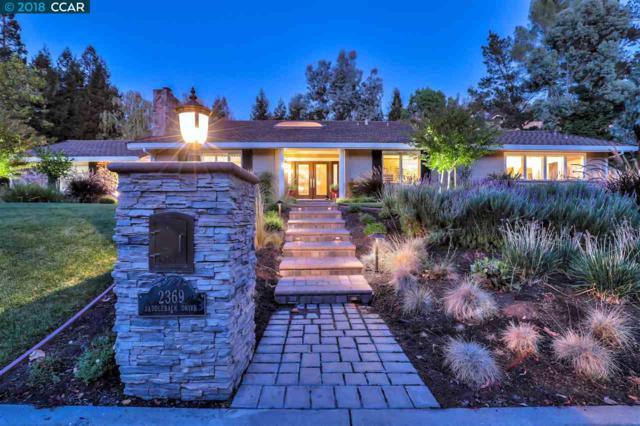 2369 Saddleback Dr, Danville, CA 94506 (#CC40843685) :: Strock Real Estate