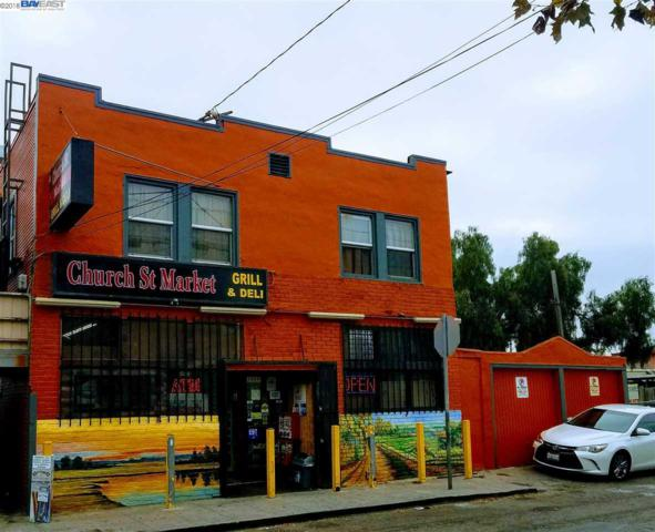 1854 Church St, Oakland, CA 94621 (#BE40843904) :: Strock Real Estate