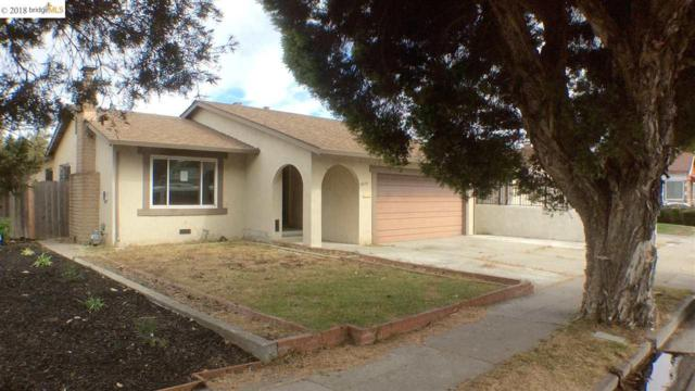 4215 Potrero Ave, Richmond, CA 94804 (#EB40843917) :: Strock Real Estate