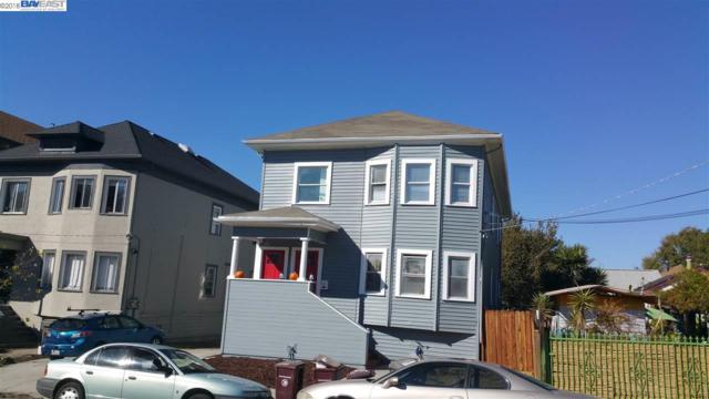 822 60th St, Oakland, CA 94608 (#BE40843918) :: The Kulda Real Estate Group
