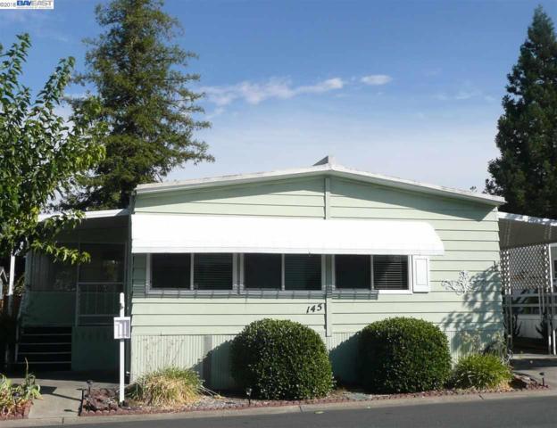 3231 Vineyard Ave., 145, Pleasanton, CA 94566 (#BE40843946) :: The Warfel Gardin Group