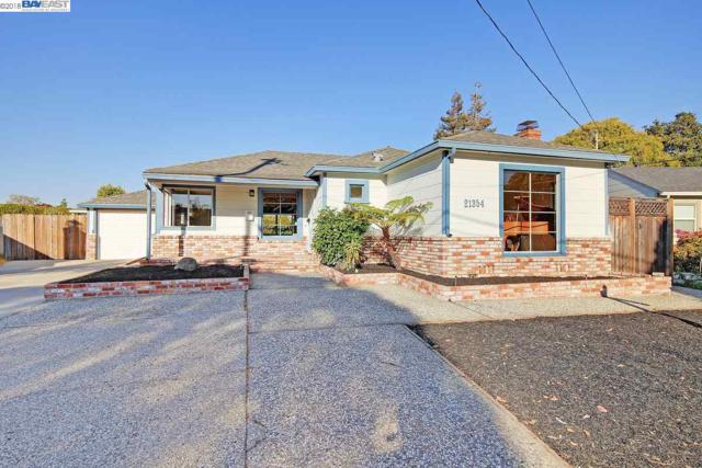 21354 Rizzo Ave, Castro Valley, CA 94546 (#BE40844022) :: Julie Davis Sells Homes