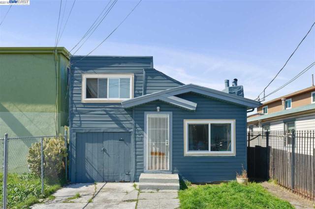 1005 72nd Avenue, Oakland, CA 94621 (#BE40844059) :: Strock Real Estate