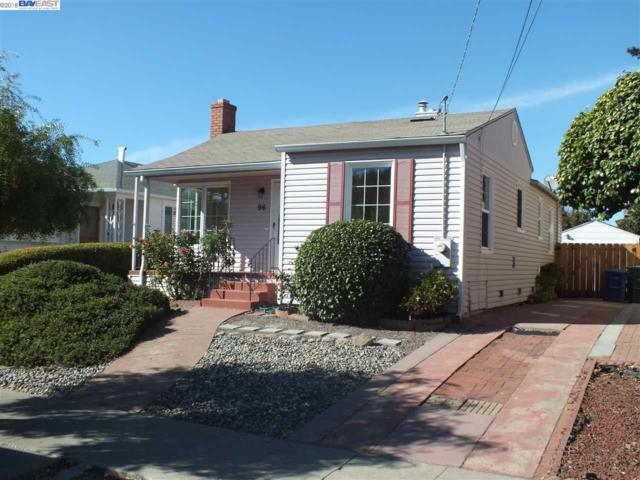 96 Begier, San Leandro, CA 94577 (#BE40844426) :: Strock Real Estate