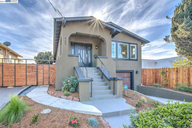 985 44Th St, Oakland, CA 94608 (#BE40844527) :: The Kulda Real Estate Group