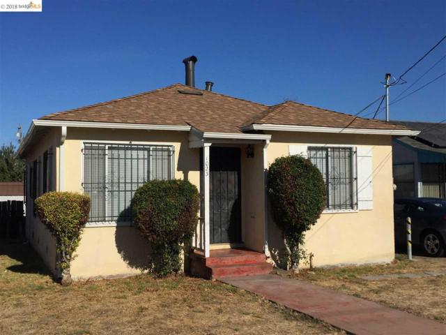1023 101st Ave, Oakland, CA 94603 (#EB40844647) :: The Kulda Real Estate Group