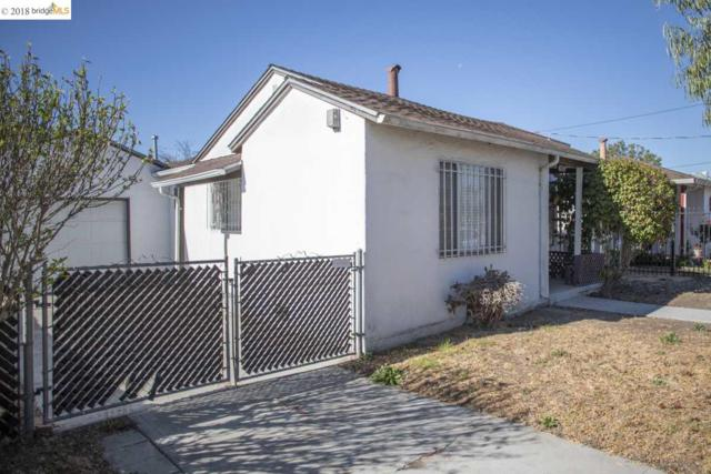 6719 Lucille St, Oakland, CA 94621 (#EB40844658) :: The Kulda Real Estate Group