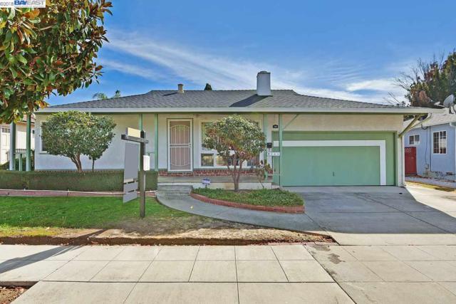145 Newton St, Hayward, CA 94544 (#BE40844710) :: The Kulda Real Estate Group