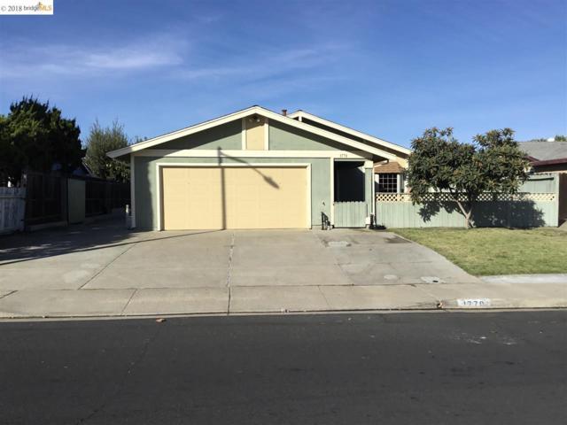 1770 Teresa Ln, Oakley, CA 94561 (#EB40844755) :: The Kulda Real Estate Group