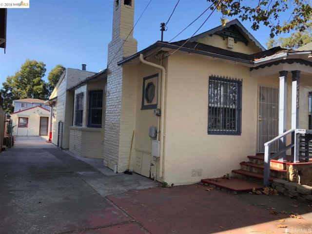 5815 Avenal Ave, Oakland, CA 94605 (#EB40844944) :: Strock Real Estate