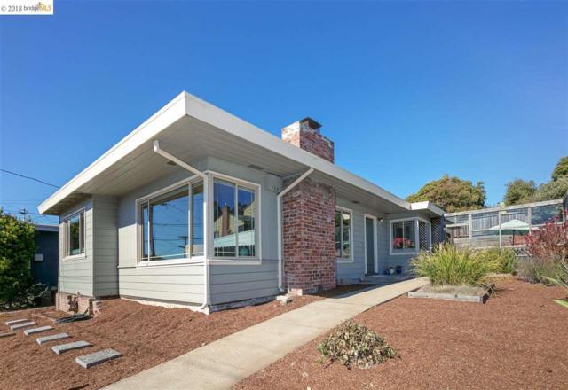 6811 Hagen Blvd, El Cerrito, CA 94530 (#EB40844946) :: The Kulda Real Estate Group