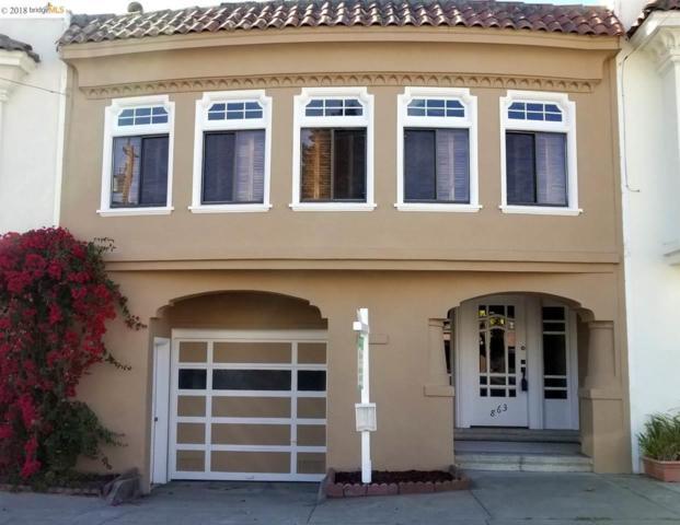 863 31st Avenue, San Francisco, CA 94121 (#EB40844972) :: Maxreal Cupertino