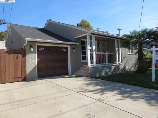 1252 Collier Dr, San Leandro, CA 94577 (#BE40845005) :: Brett Jennings Real Estate Experts