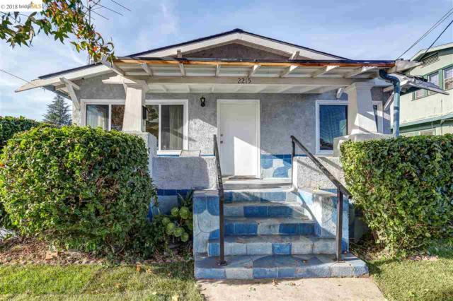 2215 87Th Ave, Oakland, CA 94605 (#EB40845008) :: The Kulda Real Estate Group