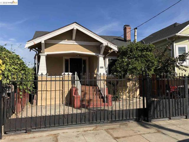 5518 E 15Th St, Oakland, CA 94621 (#EB40845012) :: The Kulda Real Estate Group