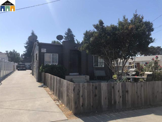688 Marin Ave, Hayward, CA 94541 (#MR40845079) :: The Warfel Gardin Group