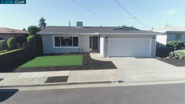 1223 Rivera St, El Cerrito, CA 94530 (#CC40845132) :: The Kulda Real Estate Group