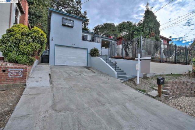 8118 Sunkist Dr, Oakland, CA 94605 (#BE40845155) :: The Kulda Real Estate Group