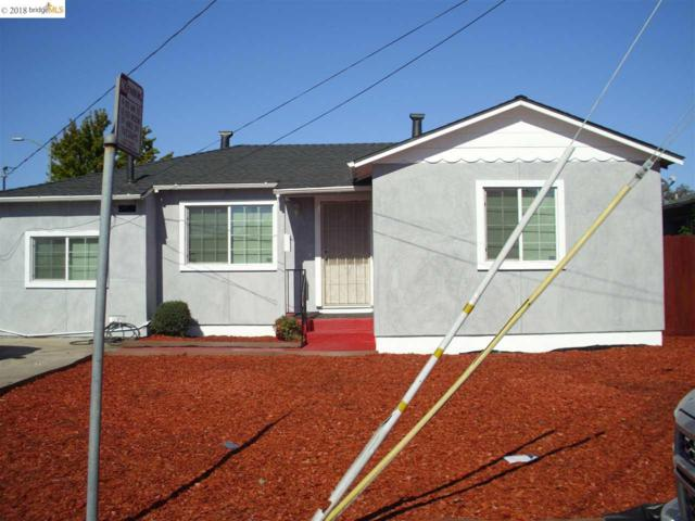 12 Cary Ct, Oakland, CA 94603 (#EB40845210) :: The Kulda Real Estate Group