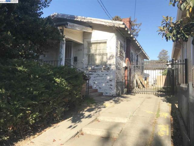 3632 Redding St, Oakland, CA 94619 (#BE40845229) :: The Kulda Real Estate Group