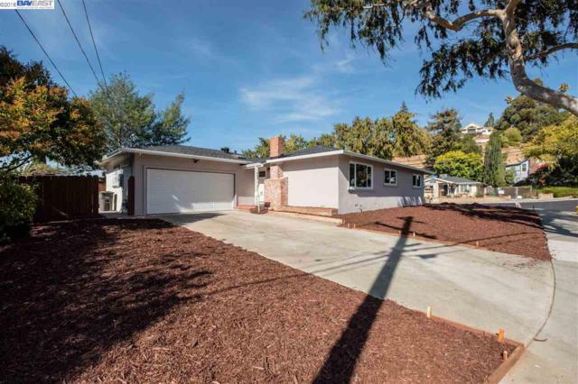 694 Corrine St, Hayward, CA 94544 (#BE40845231) :: The Kulda Real Estate Group
