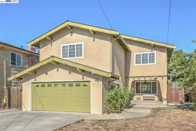 Haas Ave, San Leandro, CA 94577 (#BE40845235) :: Brett Jennings Real Estate Experts