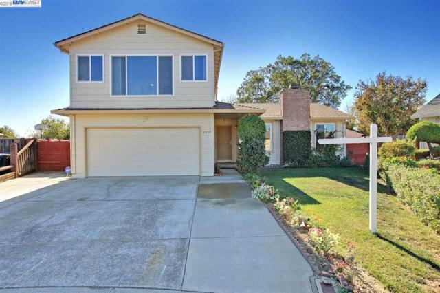 2819 Petunia Ct, Union City, CA 94587 (#BE40845299) :: Strock Real Estate