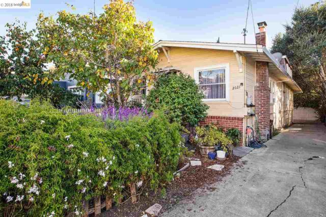 2021 Damuth Street, Oakland, CA 94602 (#EB40845354) :: Julie Davis Sells Homes
