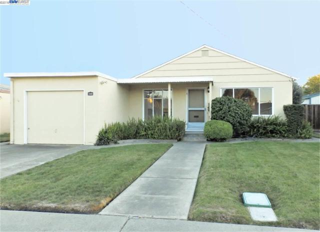 1124 Avon Ave, San Leandro, CA 94579 (#BE40845380) :: The Kulda Real Estate Group