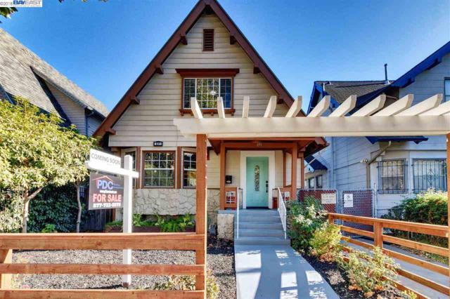 891 61st Street, Oakland, CA 94608 (#BE40845386) :: The Kulda Real Estate Group